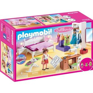 UNIVERS MINIATURE PLAYMOBIL 70208 - Dollhouse La Maison Traditionnel
