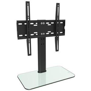 FIXATION - SUPPORT TV RICOO Meuble TV Design FS304W Support sur pied en
