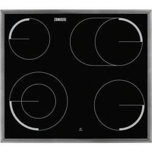 FOUR ZEV6046XBA ZANUSSI table de cuisson vitrocéramique