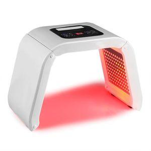 ANTI-ÂGE - ANTI-RIDE PDT Instrument de beauté 4 couleurs LED lumière ph
