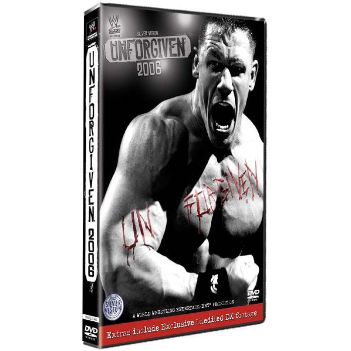DVD DOCUMENTAIRE DVD Unforgiven 2006