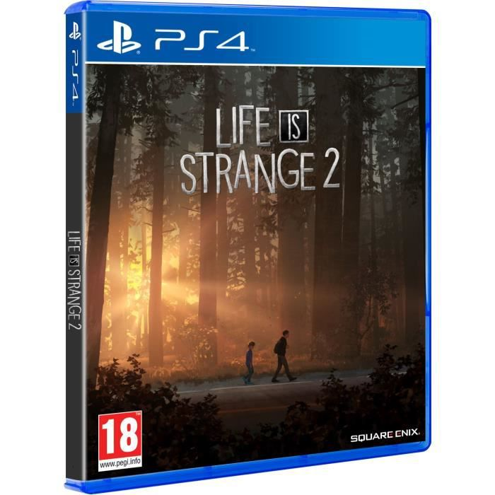 Life is strange 2 Jeu PS4