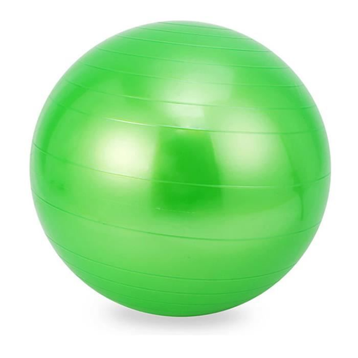 Exercice Gym Yoga Ball Fitness Grossesse Accouchement Anti Burst Core Ball YIN91018001GN_reba