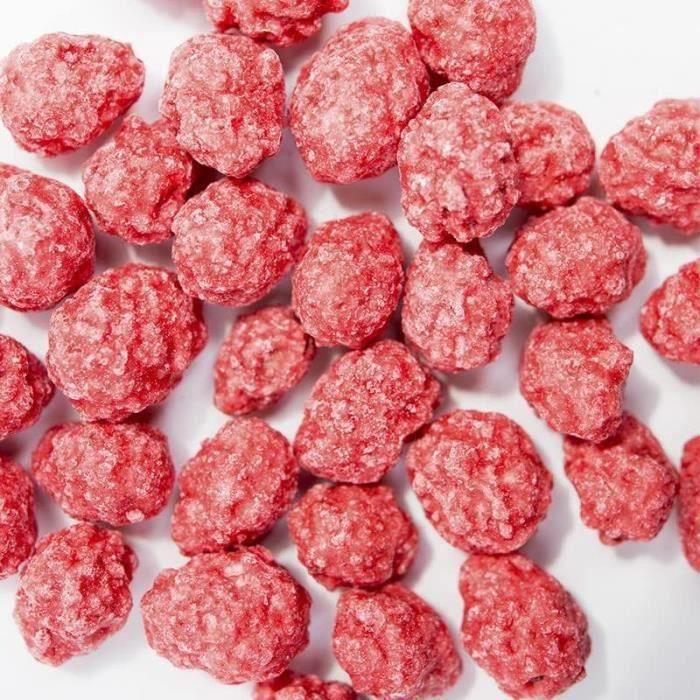 Spécialité lyonnaise - La praline rouge - confiserie traditionnelle - 200g