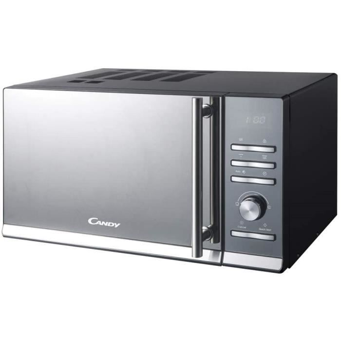 FOUR Candy CMGE25BS Micro-ondes avec grill 20 Litri Noir214