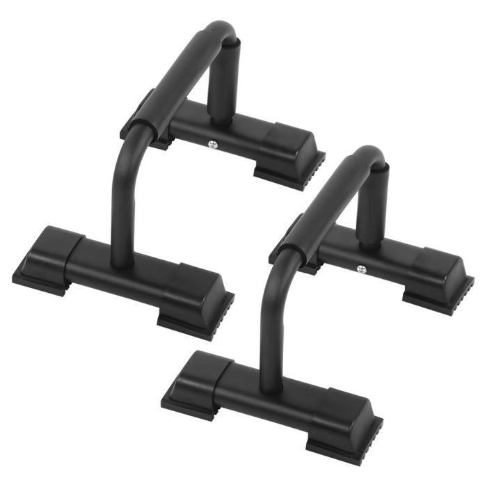 VBESTLIFE Support de pompe Ménage Push-Up Stands Bars Parallettes Set Workout Exercise Fitness Equipment