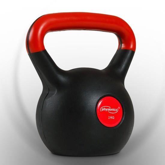 Poids ,gym, 1 piece de 2 kg.