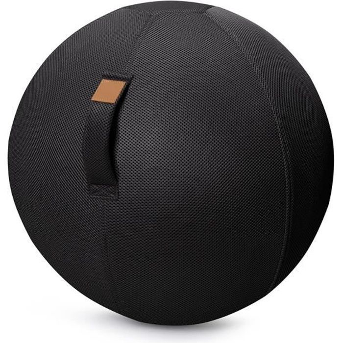 Balle de gym gonflable Sitting Ball Noir