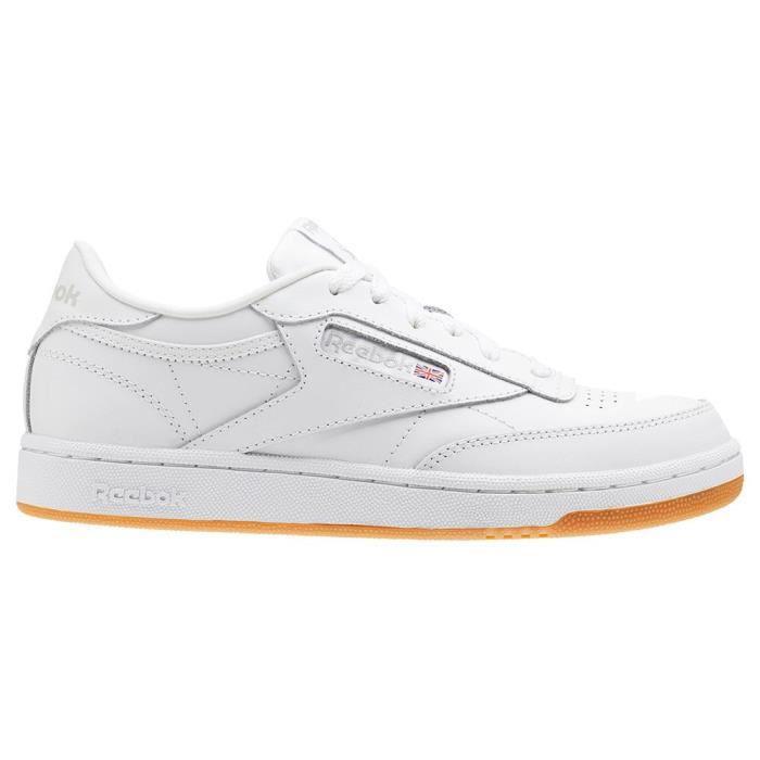 chaussures enfant baskets reebok classics heritage club c junior. école primaire du club c. vous ne pouvez vraiment pas discuter ave