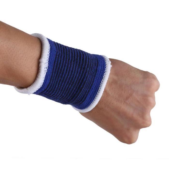 PROTEGE-CHEVILLES - CHEVILLERE,Protecteur de Bandage élastique pour la gymnastique, orthèse de la cheville - Type Wristband Band