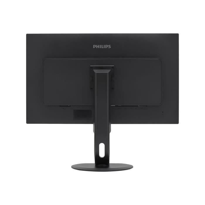 "Philips Brilliance P line 328P6aubreb Écran Led 32"" (31.5"" visualisable) 2560 x 1440 Qhd Ips 450 cd m² 1200:1 4 ms Hdmi, Vga,..."