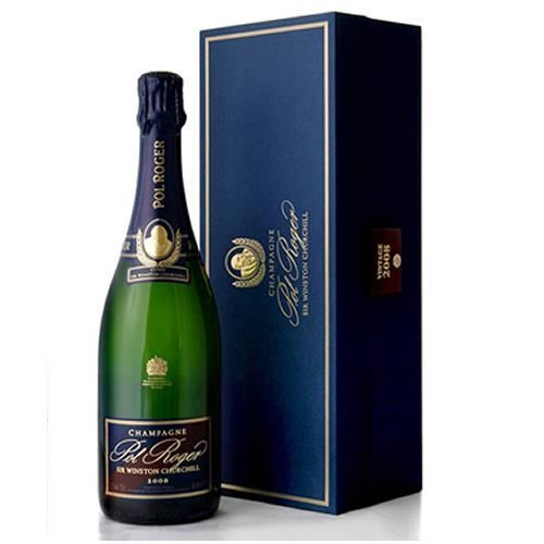 Pol Roger Sir Winston Churchill 2008 CL 75 - 2008 - Pol Roger