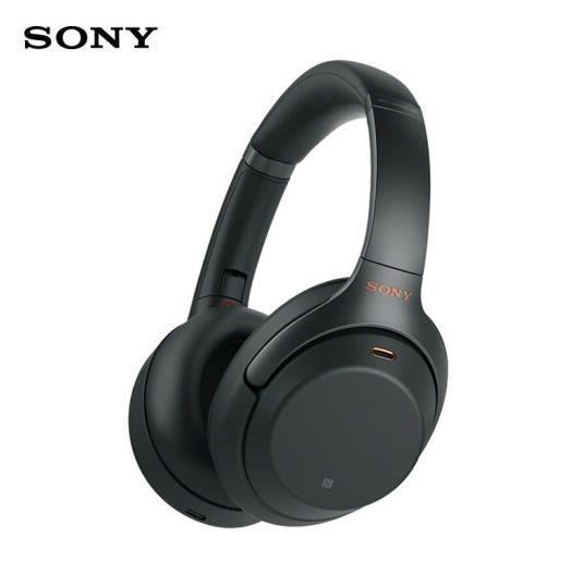 Sony WH-1000XM3 Casque Bluetooth Sans Fil - Noir