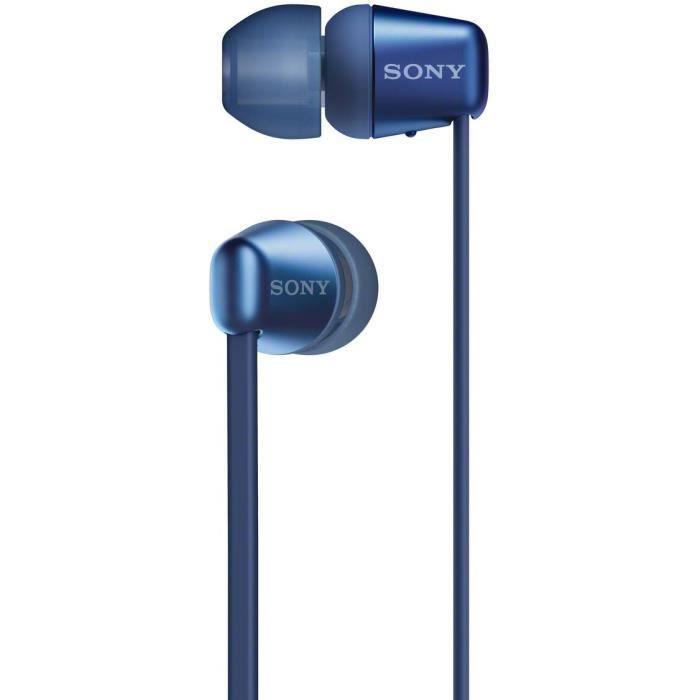 SONY WI-C310 Ecouteurs intra-auriculaires sans fil - Bleu