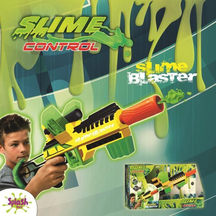 SPLASH TOYS - Slime Control - fusil à slime