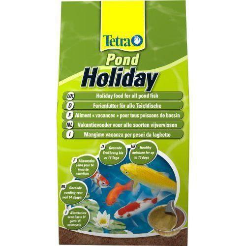Tetra Pond Holiday Nourriture pour poissons de bassin Spécial vacances 98 g Lot de 2 - 4004218172081
