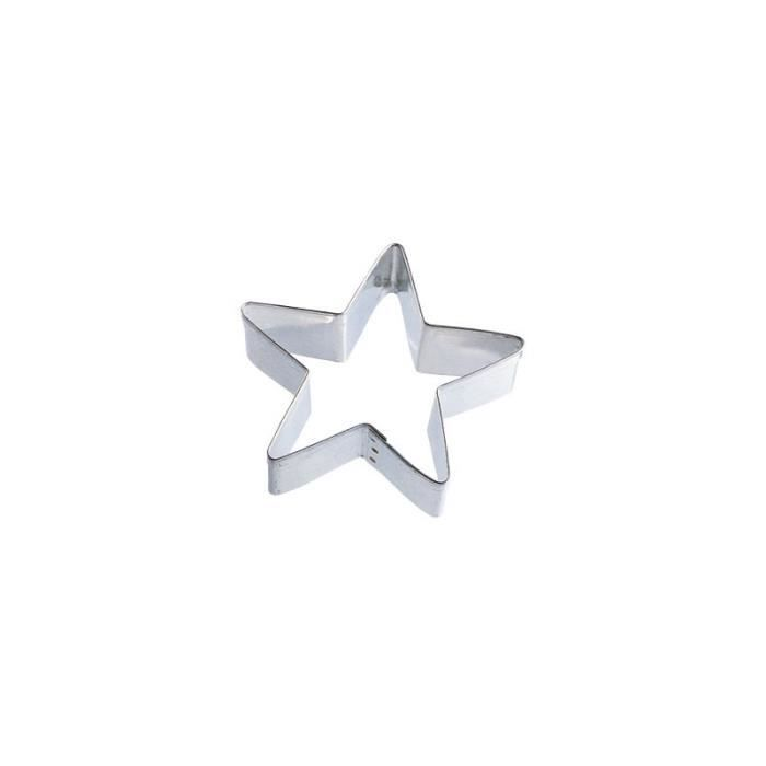 Emporte-pièce métal étoile Wilton