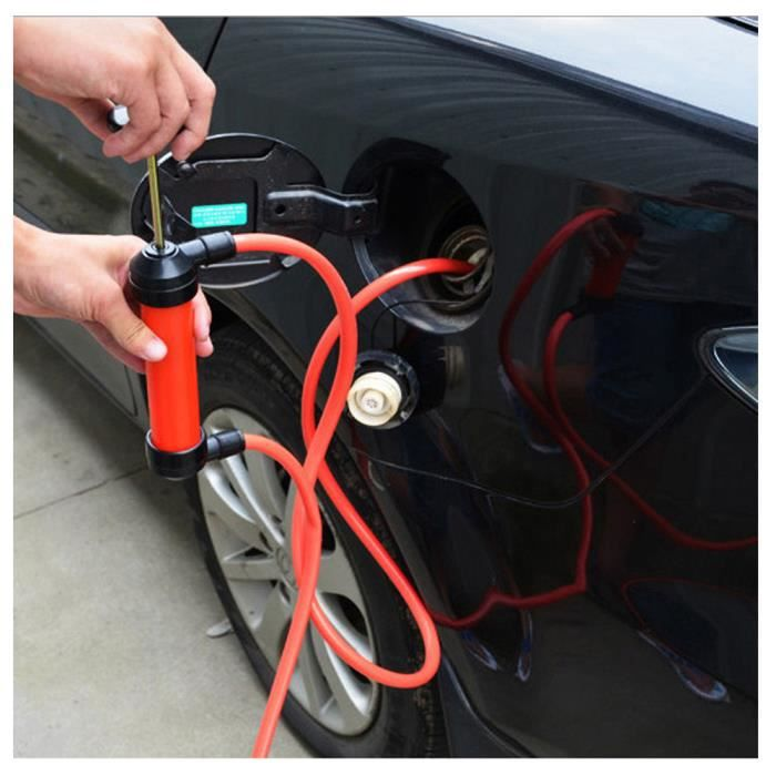 NETTOYANT VITRES   Portable manuelle pompe à huile siphon tube de v