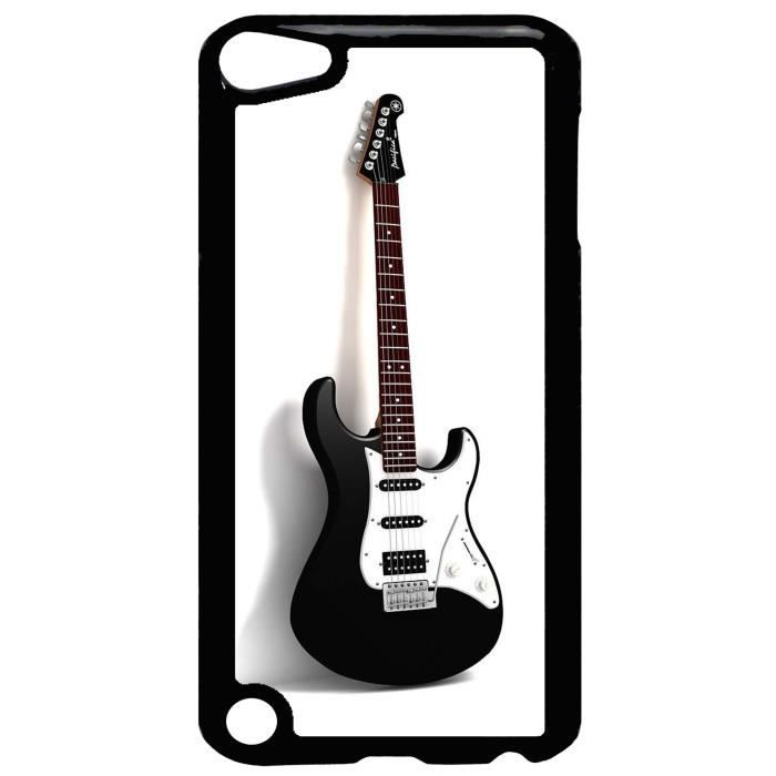coque ipod touch 5 guitare electrique de musicien ref. Black Bedroom Furniture Sets. Home Design Ideas