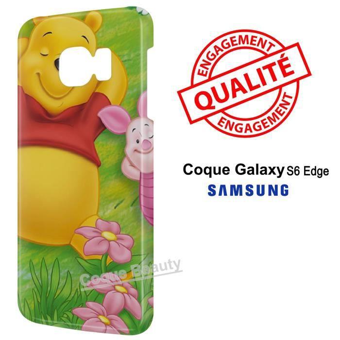 Coque Galaxy S6 Edge Winnie l'ourson - Achat coque - bumper pas ...