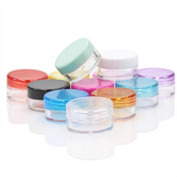 6-Pack de 2 Coghlan/'s Squeeze tubes camping en plastique réutilisable stockage des aliments