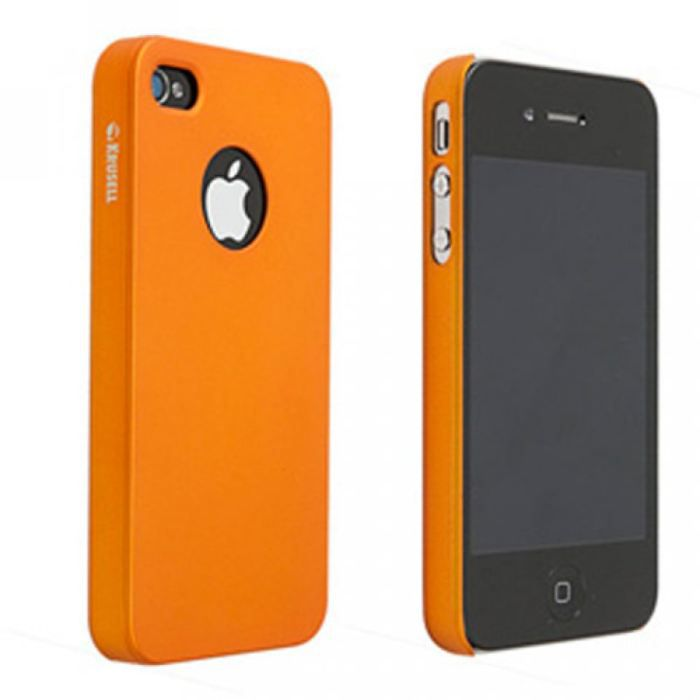 coque orange iphone 5