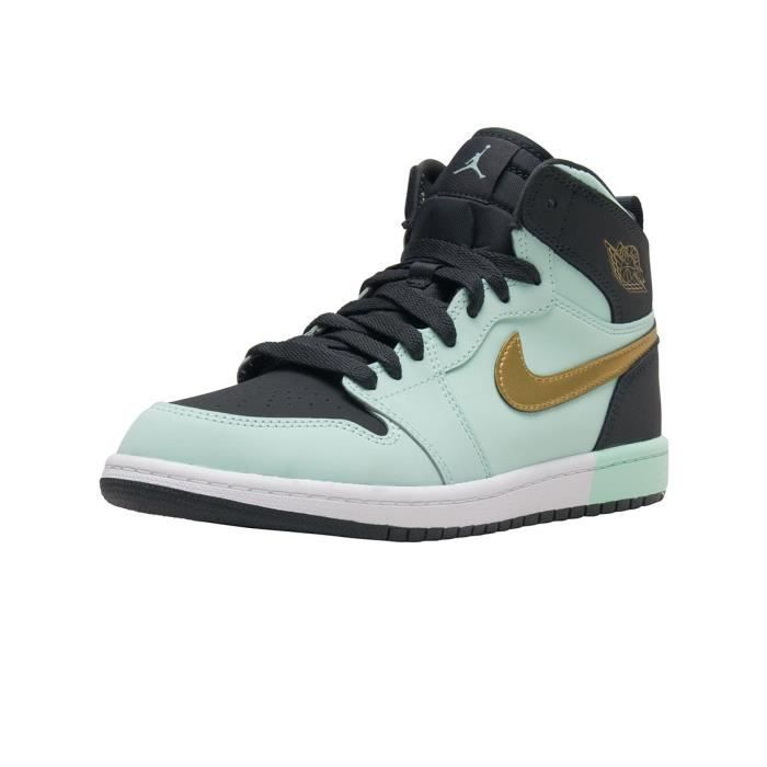Nike Jordan 1 Retro Haute Gp Mens Fashion-baskets 705321 NIEE5 Taille-35