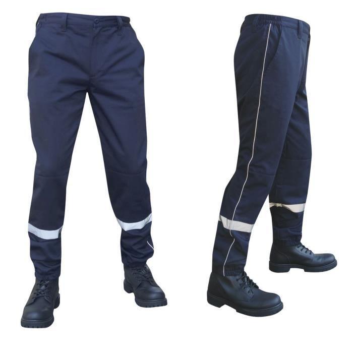 mod/èle Standard T.O.E Pantalon S/écurit/é Incendie S.S.I.A.P