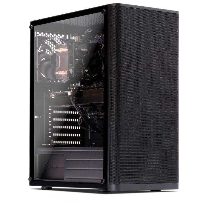 UNITÉ CENTRALE  PC Gamer, Intel i7, GTX1650, 2To HDD, 16 Go RAM, s