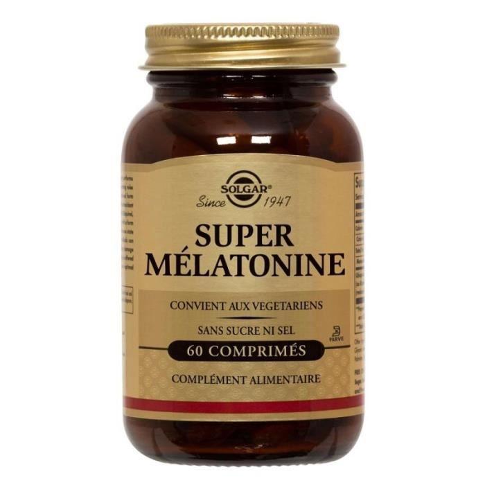 Noix Melatonine : Choix - Comprimés - Indications |  Quels sont les avantages