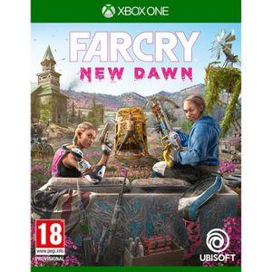 JEU XBOX ONE Far Cry New Dawn Jeu Xbox One