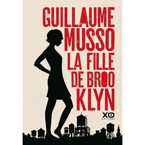 LITTÉRATURE FRANCAISE La fille de Brooklyn de Guillaume Musso