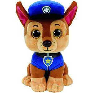 PELUCHE PAT'PATROUILLE Peluche TY Small - Chase