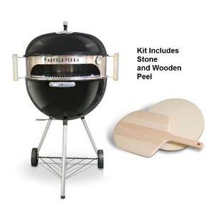 BARBECUE KettlePizza KPD-22 Kit Four à Pizza de pour Barbec