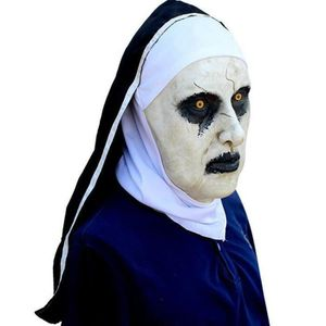MASQUE - DÉCOR VISAGE The Conjuring 2 Nun Masque Halloween Masque d'horr
