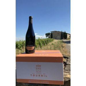 VIN ROUGE 6 bouteilles - Vin rouge - Tranquille - La Tour du