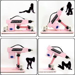 GODEMICHET - VIBRO Sex Machine A-6 Version rétractable automatique Am