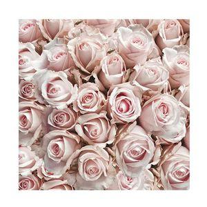 Serviette Papier Rose