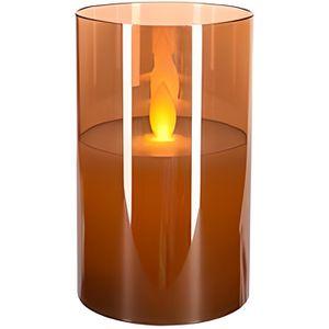 dt cheminée bougie Ivoire 40 x Ø 10 cm Qualité bougie Les lanternes bougie NEUF