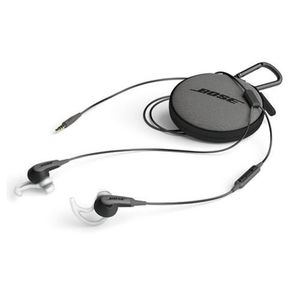 CASQUE AVEC MICROPHONE Bose 741776-0010, Avec fil, écouteur, Binaural, In