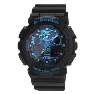 g shock ga 100 achat vente pas cher cdiscount. Black Bedroom Furniture Sets. Home Design Ideas