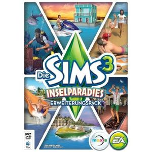 JEU PC DIE SIMS 3 : INSELPARADIES [IMPORT ALLEMAND] [J…