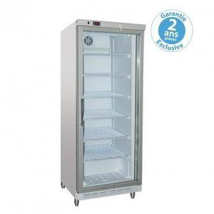 ARMOIRE RÉFRIGÉRÉE Armoire réfrigérée vitrée négative - 600 litres -