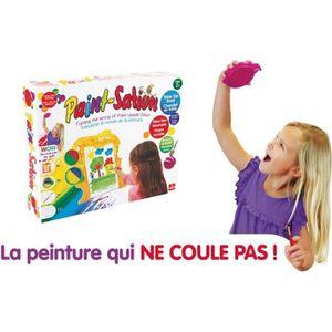 JEU DE PEINTURE Goliath - Paint Sation Chevalet - Loisir créatif -