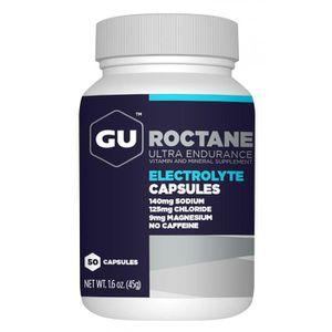 PRODUITS D'ENDURANCE 50 capsules de sel GU Roctane Electrolyte Capsules