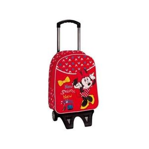 CARTABLE JOSMAN - S960-248 - CARTABLE À ROULETTES - DÉTA…