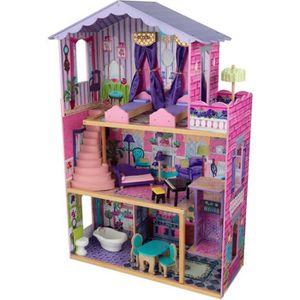 MAISON POUPÉE KIDKRAFT - Maison de poupées en bois My Dream