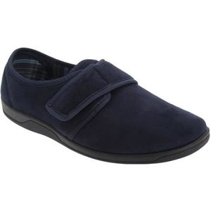 CHAUSSON - PANTOUFLE Sleepers Tom - Chaussons scratch - Homme Bleu m...