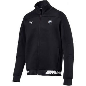 c9a7fb4165 SURVÊTEMENT Veste Puma BMW Life Sweat Jacket F1 coloris Anthra ...