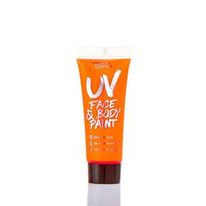 MAQUILLAGE PEINTURE CORPS VISAGE UV ORANGE 10 ML